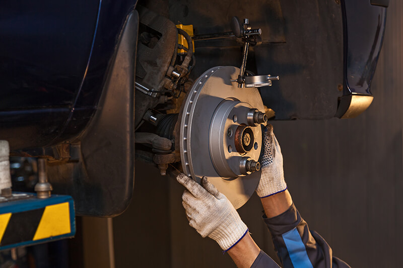 Angel's Transmission and Auto Repair - Mission Viejo - Brake Service