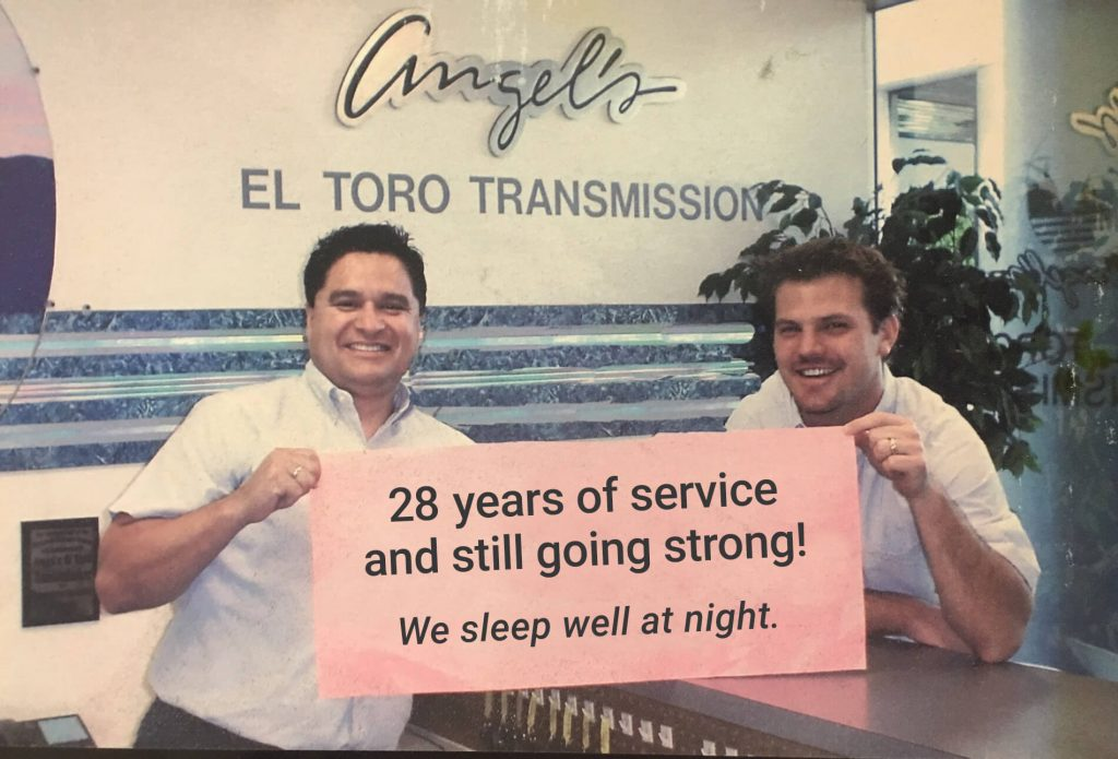 Angel's Transmission and Auto Repair - Mission Viejo - Mike & Michael