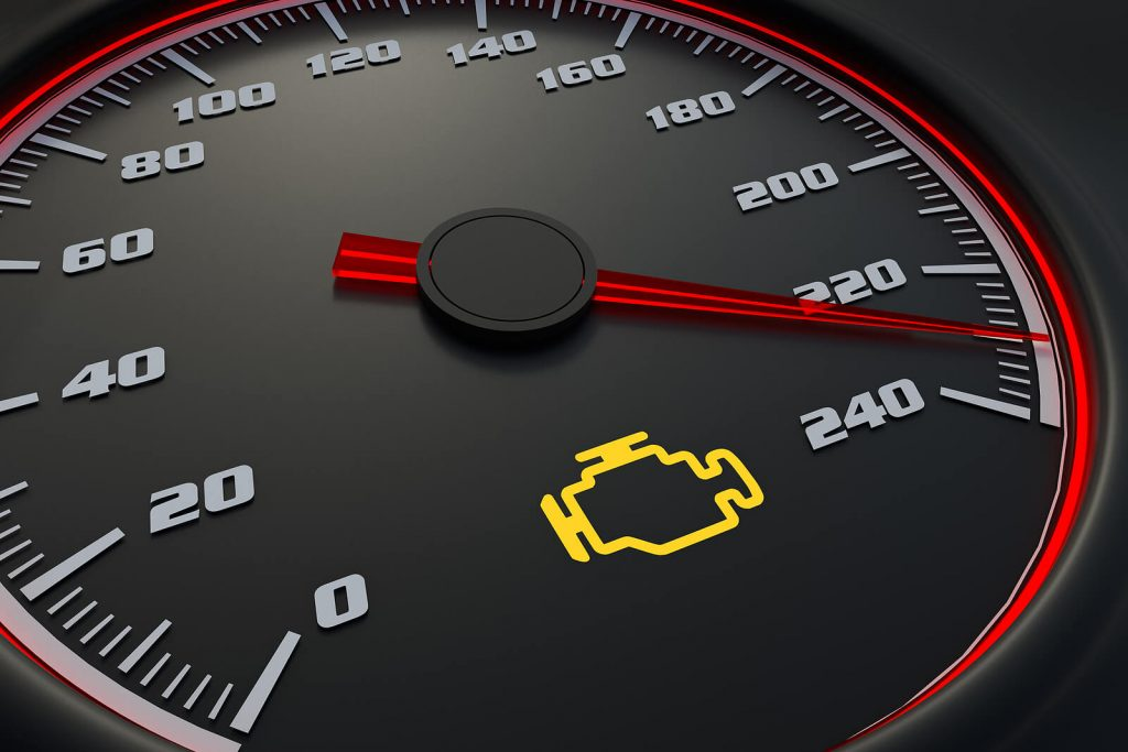 Angel's Transmission & Auto Repair Blog - Why Is Your Car's Engine Light On?