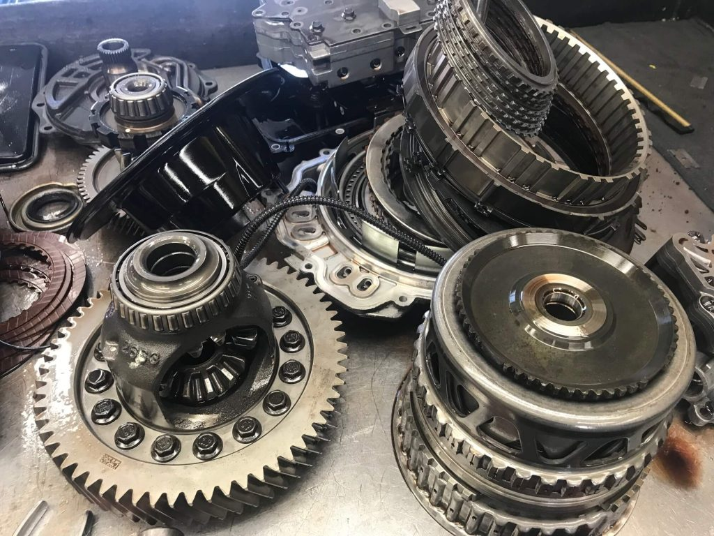 Angel's Transmission & Auto Repair Blog - How Does an Automatic Transmission Wear Out?