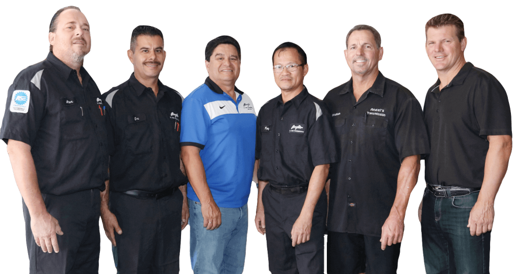 Angel's Transmission and Auto Repair - Mission Viejo - Transmission Repair Team